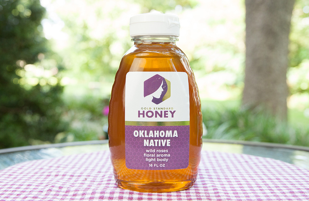 Oklahoma Native - Raw Oklahoma Honey