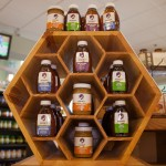 Gold Standard Honey Display
