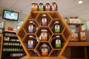 Gold Standard Honey Display