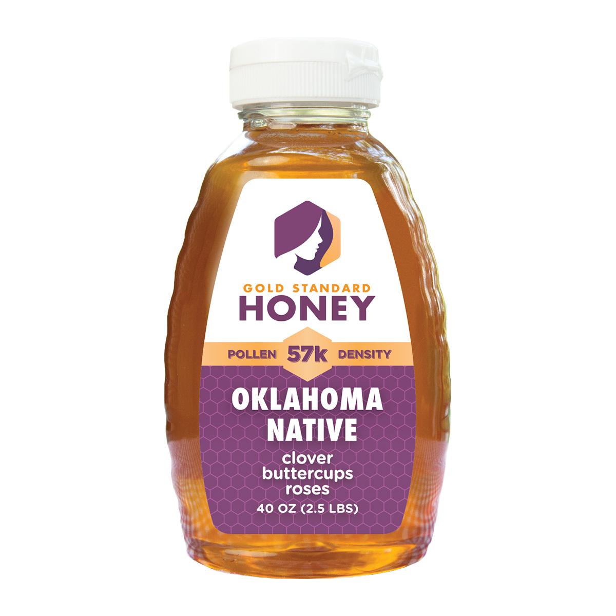 Oklahoma Native Honey