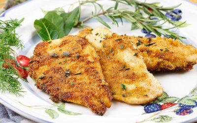 Recipe: Herb Chicken with Honey Butter